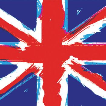 Union Jack Rockd Out by vieke