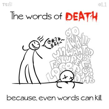 #1.1 the words of death by senkei