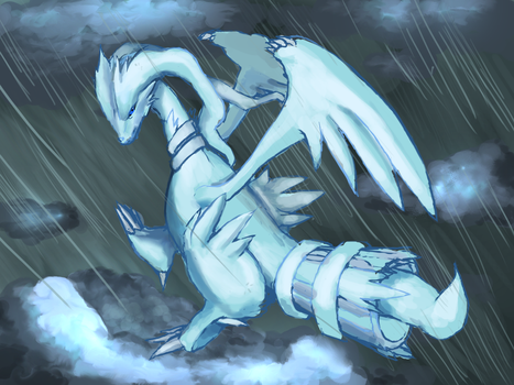 Caught in the Storm by RexBAti