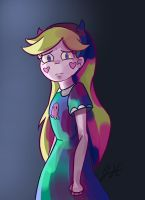 Star Butterfly by thehextechGenius