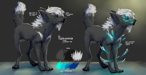 Password Reference Sheet 2015 by Slugg-o