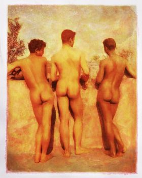 Sicilian Youths by Brightstone