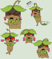 Petil Expressions by Metroid-Tamer
