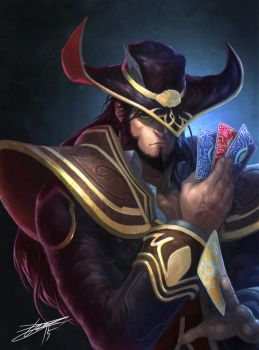 Twisted Fate by HeeWonLee