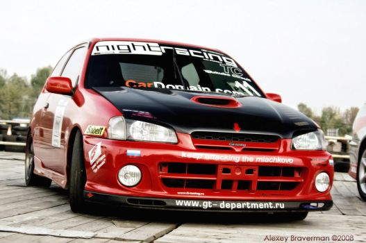 Time Attack Glanza by braver-art
