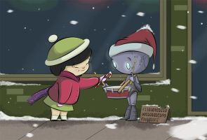 Little Drummer Merry 01010-Mas by 2DCale