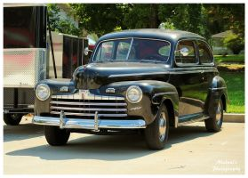 A Nice 1946 Ford Super Deluxe by TheMan268