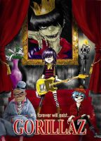 We are GORILLAZ 2 by poi333p