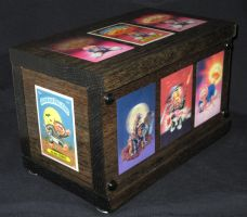 Box 54. Garbage Pail Kids 1. Left. by WesleyYoung