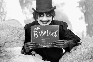 Mr. Babadook by AngelicOphelia