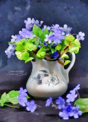 Lovely Lilac by JassysART