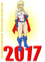 Power Girl by Inspector97