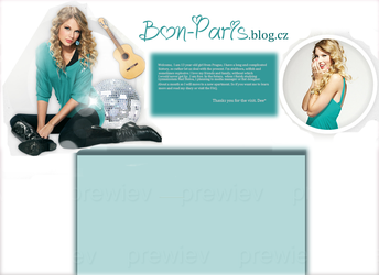 Design for my blog by Just-LayDee