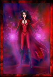 Scarlet Witch by Elveray