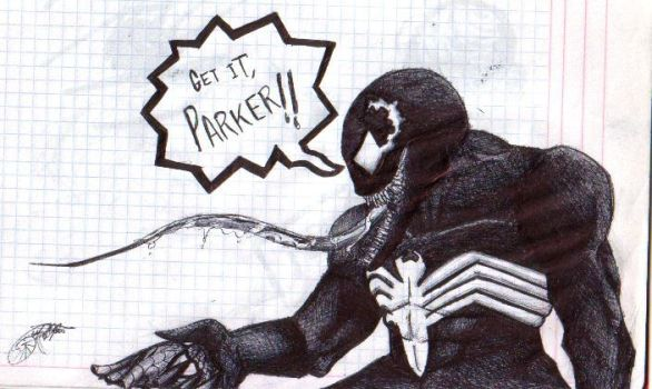 Venom... by Hueycuetzpalin