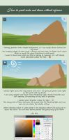 1. How to paint rocks and stones by Naia-Art