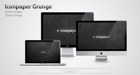 Iconpaper Grunge by Nemed