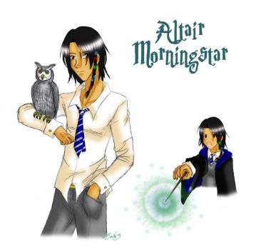 .+. Altair Morningstar .+. by zoro4me3