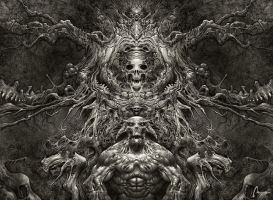Demons Mirror Vertigo by Dreamphaser