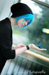 Butterfly effect - Chloe Price Cosplay by TacticWarPanda