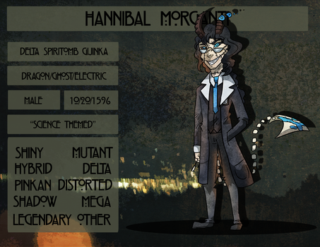 PI: Hannibal Morganti by Necr0wmancer