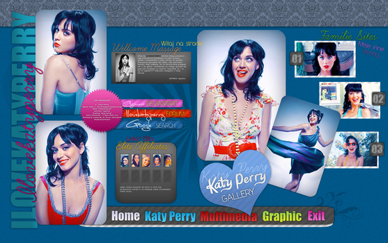 Katy Perry by Cysiunio