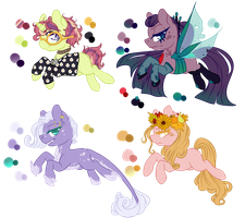 [Adopts: Open] Emergency Batch 02 by CrescentMyst