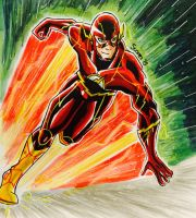 I'm the fastest man alive! by ultimatejulio