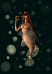Mermay 4th by JavaLeen