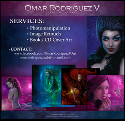 + Services + by OmarRodriguezV