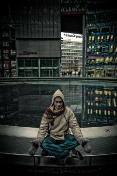 berlin meditation by Luca De Bellis by Luca-De-Bellis