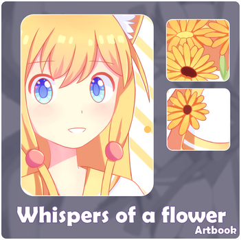 preview - whispers of a flower by rce-ordinary