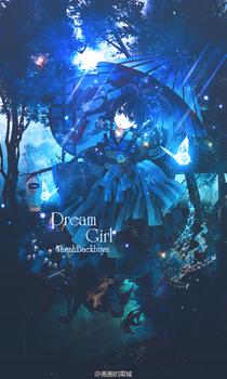 #7 Signarture Dream Girl by ThanhBaekhuyn