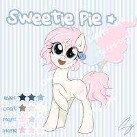 SOLD: Earth Pony Adoptable - Sweetie Pie by steffy-beff
