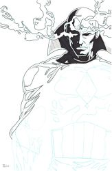 Vision close up WIP2 by TyndallsQuest