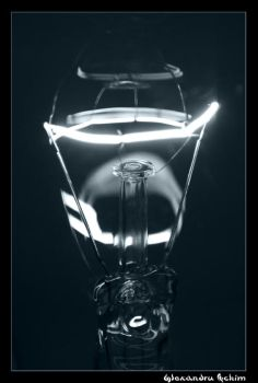 My name is Bulb, Light Bulb by nemesis-fk