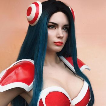 IRELIA COSPLAY TEST by PlaySafeee