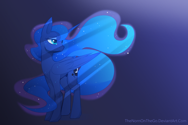 In the Moonlight by TheNornOnTheGo