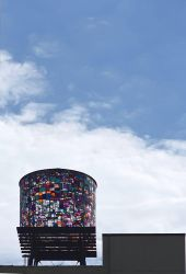 Milwaukee Water tower by photozz