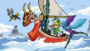 Link's Companions by Dargonite