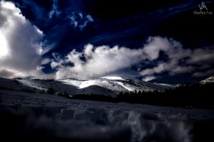 Mountainscape by VitoDesArts