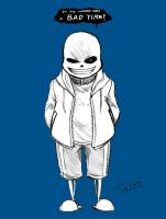 Sketch - Sans by tryvor