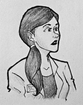 Molly Hooper by EoflinReed