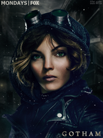 Gotham - Selina Kyle by CCG-ARTS