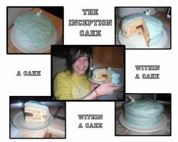 The Inception Cake by The-Jedi-Ninja