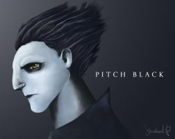 Pitch Black (Rise of the Guardians) by miphi017