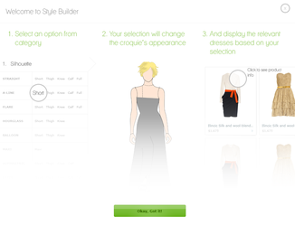 Styloot Style Finder Intro by eXPerienceARTS