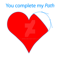 You complete my Path by admx