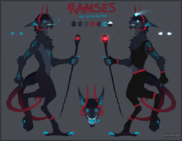 Ramses Reference by LordMarlon