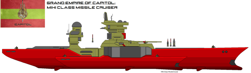 Mihi Capitol Missile Cruiser by EmperorMyric